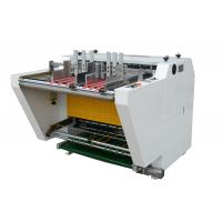 China WM-1200A Automatic Grooving Machine for gift box / Notching machine for Shoes Box wholesale