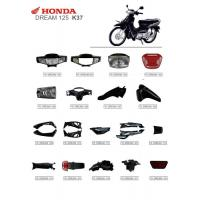 China HONDA DREAM 125 K37 Motorcycle Spare Parts Solid Material All Kinds Of Accessories on sale