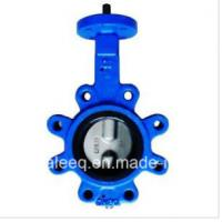 China Split-Shaft Pinless Wafer and Lug Type Butterfly Valve wholesale