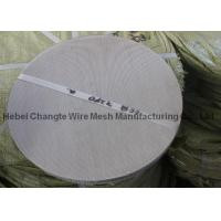 China 130 X 30 Mesh Filter Screen Mesh For Industrial Filter Cloth Wear And Abrasion Resistance on sale