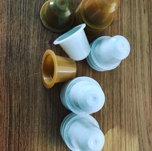 China PLA  Nespresso Coffee Capsules, PLA Lavazza Blue Empty Caps on sale