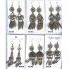 Buy cheap Nice Bronze Earrings from wholesalers
