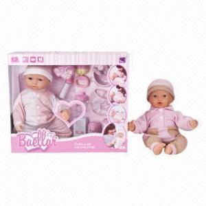 China Doll Set, EN71 Mark and OEM Orders Welcomed wholesale