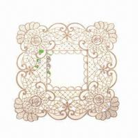 China Place/tablemat with hollow design wholesale