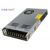 China Silver 30 Amp CCTV Power Supply Over Current Protection Low Ripple Noise wholesale