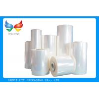 "China 40 MIC Clear Blown PVC Heat <strong style=""color:#b82220"">Shrink</strong> Film Rolls For <strong style=""color:#b82220"">Shrink</strong> Sleeves wholesale"