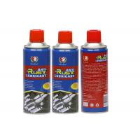 China Eco Friendly REACH Anti Rust Lubricant Spray Car Care Product wholesale
