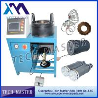Quality Hydraulic Hose Crimping Machine Car / Truck Air Shock Suspension Crimping for sale