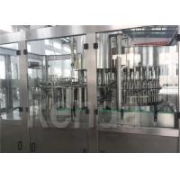 China Electric Automatic Water Bottle Filling Machine for Water Bottle Plant CE / ISO wholesale