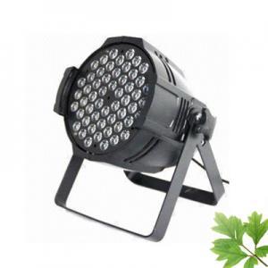 China 54x3W RGB LED Par 64 light on sale