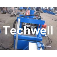 China 0.4 - 1.0mm Thickness Metal Steel Stud and Track Roll Former For Dry Wall Steel Roof Truss wholesale