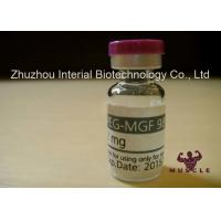China Human Growth Protein Peptide Hormones PEG MGF Peptides For Muscle Gain wholesale
