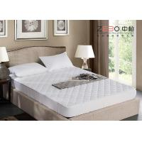 China King Size Mattress Protector Cover , Waterproof Mattress Protector ZB-MP-01 wholesale
