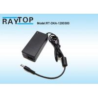 China OEM Switching Wall Mount AC To DC Power Adapter DC 12V 3A 36w AC100 - 240V wholesale