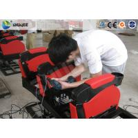 China Long Electronic Movie Cinema Equipment 4DM Motion Chair wholesale