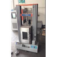 China Tensile Strength Testing Machine -40℃~Max.150℃ High and Low Temperature wholesale