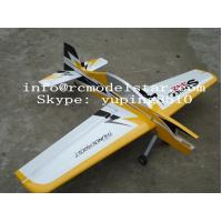 "China have stock sbach342 20cc 65"" Rc airplane model, remote control plane wholesale"