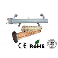 China Air Conditioning Unit Tube and Shell Heat Exchanger Condensing Pipe wholesale