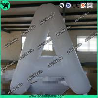 China Inflatable A,Event Party Decoration Inflatable Letter wholesale