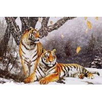 China Winter Tiger Plastic Printing Services Nice 3D Lenticular Waterproof wholesale