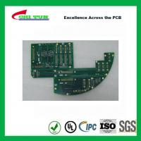 China 6 Layer Circuit Board Multilayer Pcb Fabrication With 315X205MM Gold Pcb Board Assembly wholesale