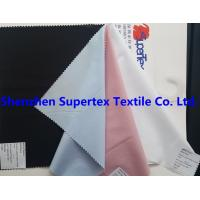 China 95GSM 60S 40D Stretch Cotton Fabric Poplin Garment Fabric For Work Apparel wholesale