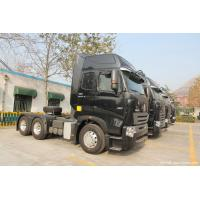 China WD615.47 371HP 6X4 Drive Prime Mover Trailer , Maximum speed 101 wholesale