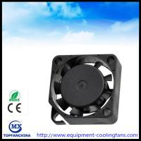 Buy cheap 20x20x10MM Cpu Cooling Fan , Axial 24 Volt Brushless Dc Fan Motor Computer Case Cooling from wholesalers