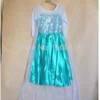 China Newest Kids Princess Dress,Kids girl evening dress  FROZEN wholesale
