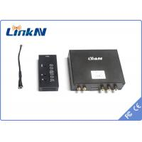 Buy cheap Lightweight COFDM Digital Long Range Video Transmitter 16QAM 64QAM Modulation from wholesalers
