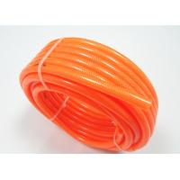 China Transparent PVC Braided Hose Pipe Plastic Tubing With Flexible All Seasons on sale