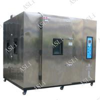 China Programmable Temperature & Humidity Walk In Stability Chamber for Led Light wholesale