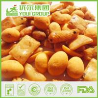 China Rice Crackers and Coated Peanuts Mix wholesale
