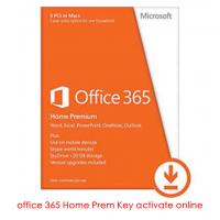 Quality  Office Product Key Code For  Office 365 Home Premium for sale
