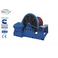 China Road Bridge Project Large Winch 100-650KN For Factory Mine Engineering Steel Installation wholesale