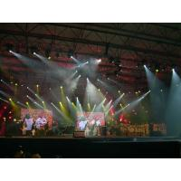 Quality Static State P20mm 1R1G1B 2500 Dot/M2 Led Stage Display with Rating Power Consumption 800W for sale