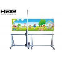 China Limitless Large Format Mural Vertical Wall Printer Direct To Inkjet Spray With Battery wholesale