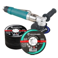 """China 4-1/2"""" 115mmx1.2mm 10pc Angle Grinder Discs For Concrete wholesale"""