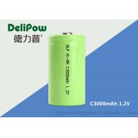 China C3000mAh NIMH Rechargeable Battery For Power Tools / Emergency Light wholesale