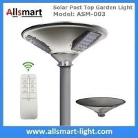 Buy cheap New 30W 3000lm UFO Solar Garden Lights All In One Parking Lot Lamp Solar Energy from wholesalers