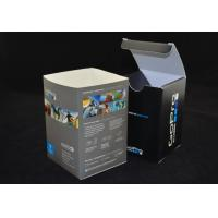 China OEM / ODM Customized GoPro Accessories Packaging Paper Boxes with Spot UV Gloss wholesale