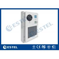 China DC48V IP55 800W Cabinet Heat Exchanger / 80W/K  Air To Air Heat Exchanger For Outdoor Telecom Enclosure wholesale
