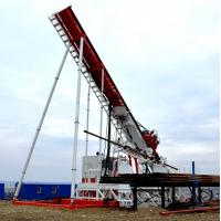 China Top Drive Oil Rig with Drilling angle 12-90, mounting is carried out at the working area wholesale