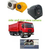 China AHD 2 Megapixel Car Rear View Camera IP68 For Bus Truck , 3.6/2.8mm Fixed Lens wholesale