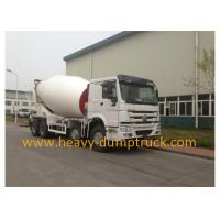 China SINOTRUK HOWO 6X4 Concrete Mixer Truck with 6 CBM with Howo 70 cabin wholesale