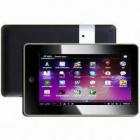 China Tablet PC, built-in 3G and GPS, supports Bluetooth wholesale