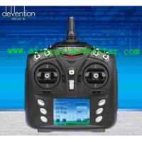 China DEVO 6ch,6 channels remote control rc plane model,HuaKeer 6 channels remote,2.4G 6ch wholesale