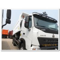 Quality SINOTRUK HOWO A7 Heavy Duty Dump Truck 6x4 20 CBM With Triangle Tubeless Tires for sale