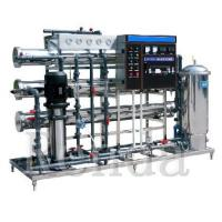 China Mineral Water / Juice / Carbonated Drinks Water Treatment Equipment Electric Driven wholesale