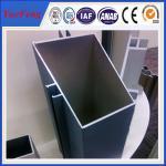 China invisible aluminium profiles for curtain walls,OEM  shape aluminium partitions profiles wholesale
